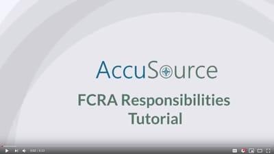 fcra-responsibilities