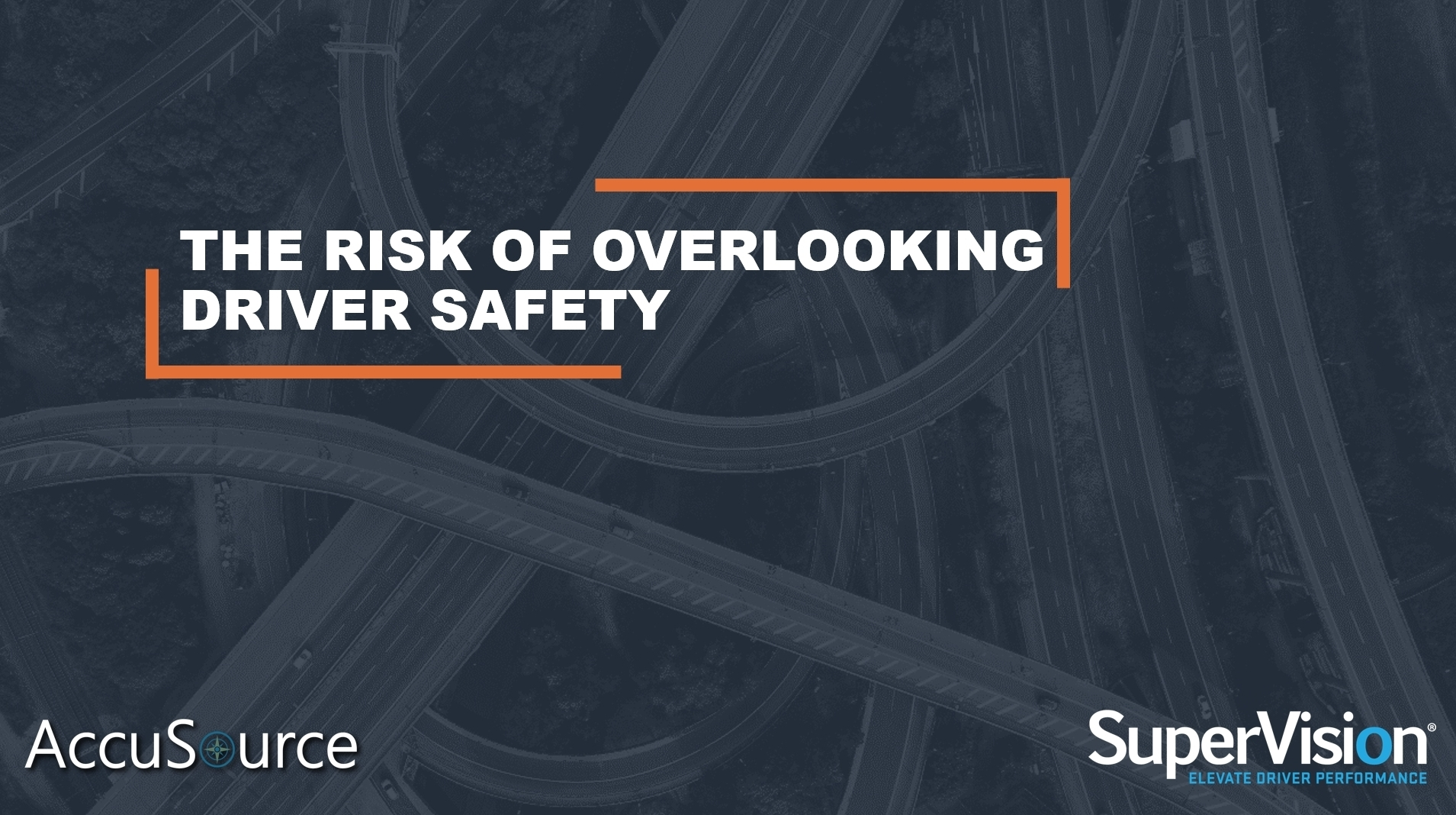 The Risk of Overlooking Driver Safety Webinar – YouTube Image